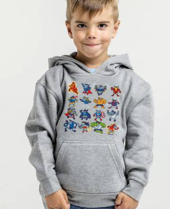 Boy´s hoodie Super Sheeps