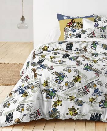 Funda nórdica  (cama 1,80m)...