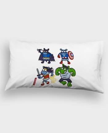 Pillow Case (50x80 cms.)...