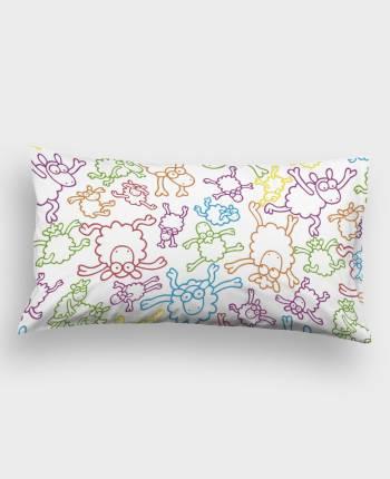 Pillow Case (50x80 cms.) Kaput