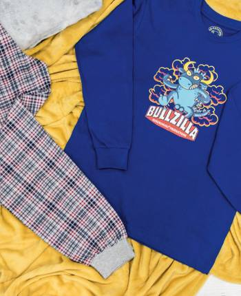 Pijama niño  Bullzilla