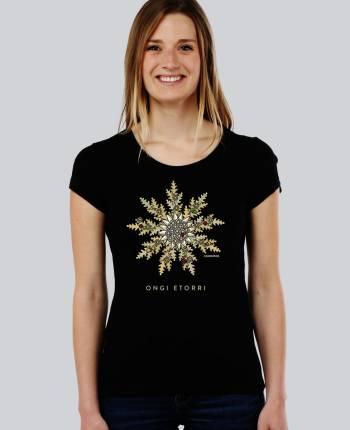 Camiseta mujer Ongi Etorri