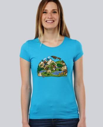 Camiseta mujer Senderismo