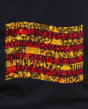 Senyera Mix Women's T-shirt