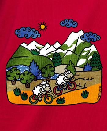 Camiseta mujer Bibici