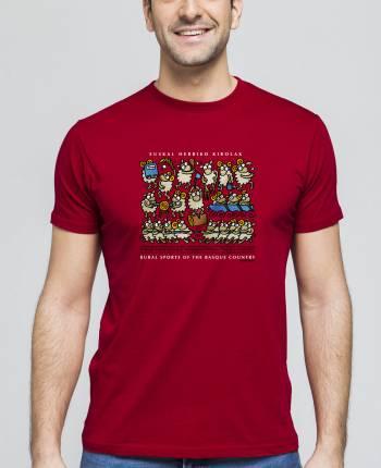 Camiseta hombre Ardi Kirolak