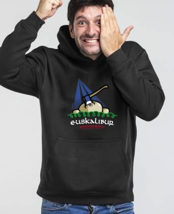 Men´s hoodie Euskalibur