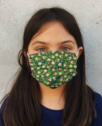 Disposable mask for...