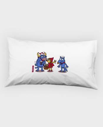 Pillow Case (50x75 cms.)...