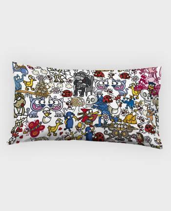 Pillow Case (50x75 cms.) Mix