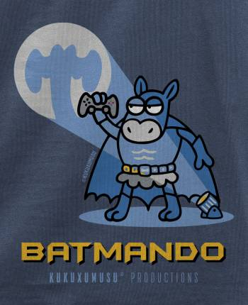 Camiseta hombre Batmando