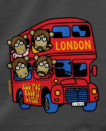 Beatlebus Men's T-shirt