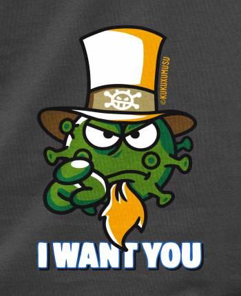 I Want You Men's T-shirt