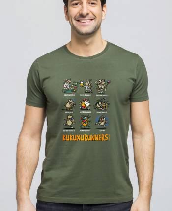 Kukuxuruners Men's T-shirt