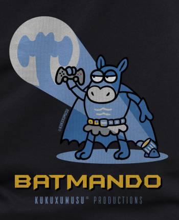 Camiseta mujer Batmando