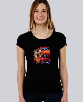 Camiseta mujer Beatlebus
