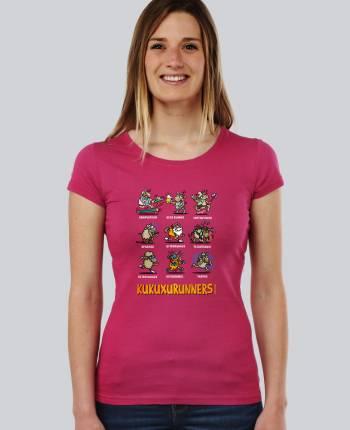 Kukuxuruners Women's T-shirt