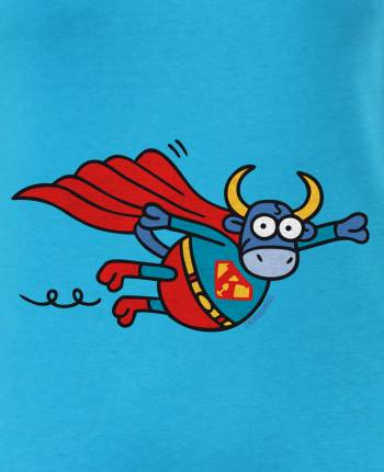 Camiseta mujer Super Toro