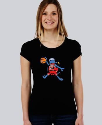 Camiseta mujer Txikago Bull