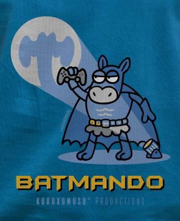 Camiseta niño Batmando