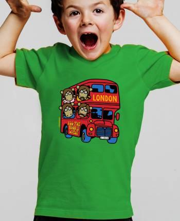 Camiseta niño Beatlebus