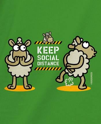 Camiseta niño Social Distance
