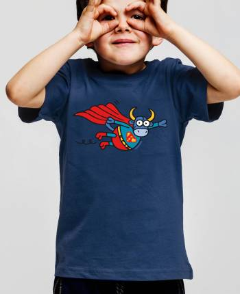 Camiseta niño Super Toro