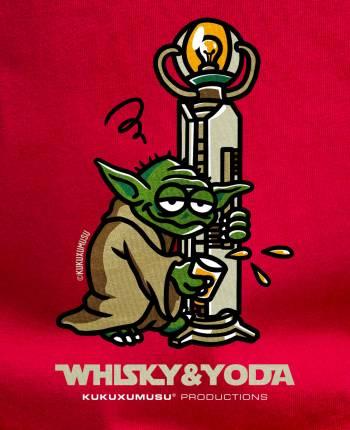 Camiseta niño Whisky Yoda