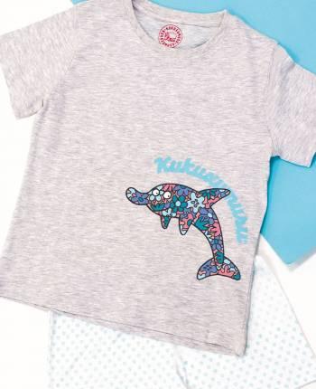 Pijama niña Delfina