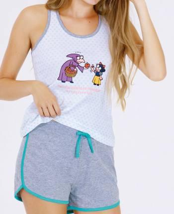 Women's Pyjamas Blanca Cuentos