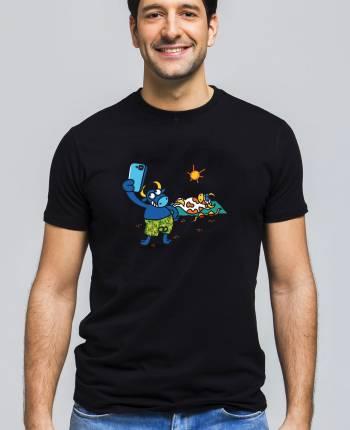Camiseta hombre Fichonfon