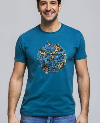 Camiseta hombre Cuchipanda