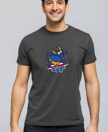 Camiseta hombre Muusuurf