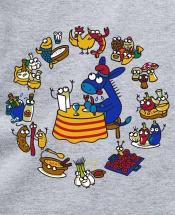 Gastronomic Men's T-shirt