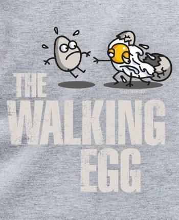 The Walking Egg Men's T-shirt