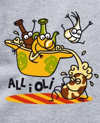 Alli Oli  Men's T-shirt