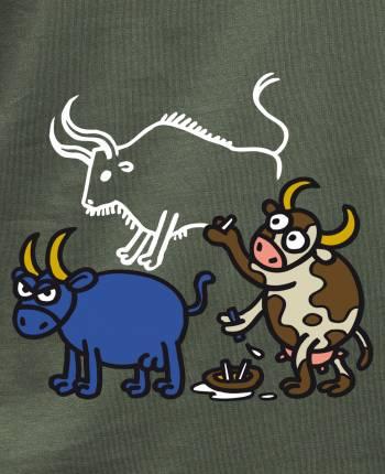 Men's T-shirt Cueva