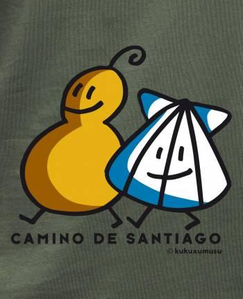 Calabaza Concha Men's T-shirt