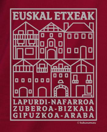 Euskal Etxeak Men's T-shirt