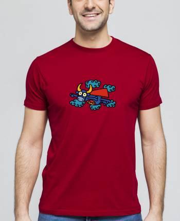 Superbull Men's T-shirt
