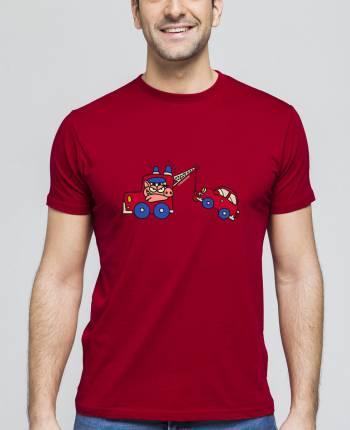 Grua Men's T-shirt