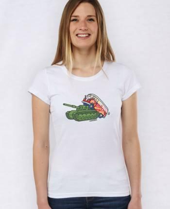Camiseta mujer Van Bang
