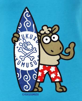 Camiseta mujer Beelorcia Surf
