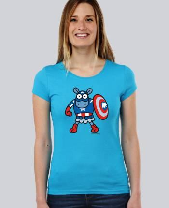 Camiseta mujer Supersheep...
