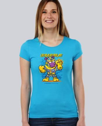 Camiseta mujer Infinity Bee