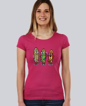 Camiseta mujer Quillas