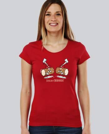 Camiseta mujer Juego de...