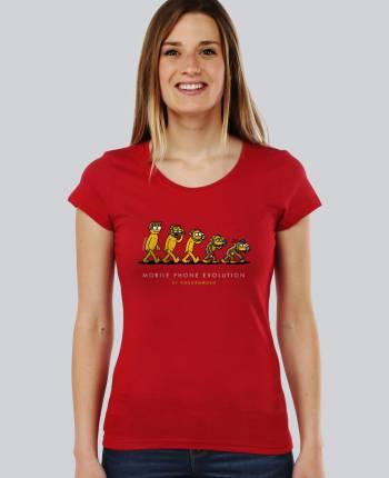 Camiseta mujer Tecnolution