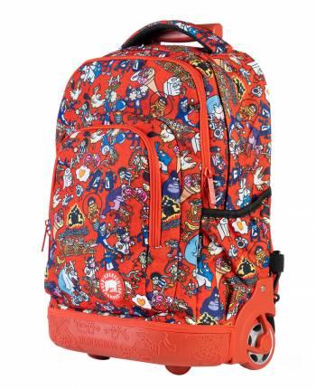 School trolley bag Mix