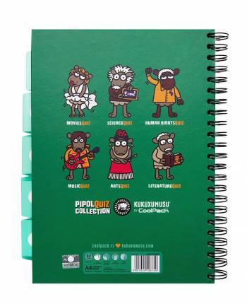 Cuaderno A4 Jon Pipol